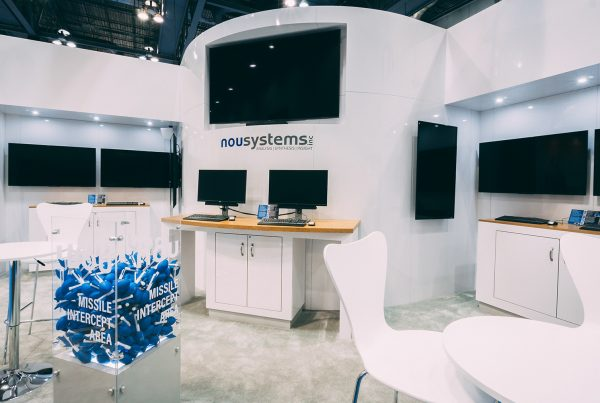 nou Systems Trade Show Exhibit